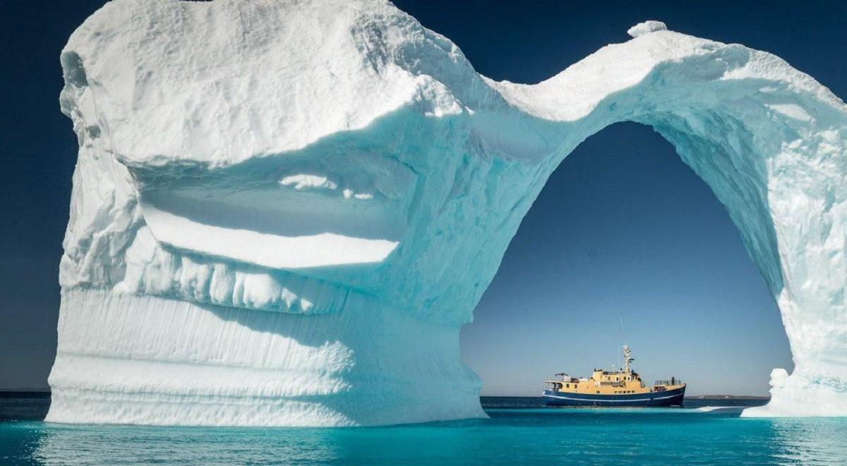 زنگ خطر برای اقیانوس منجمد شمالی