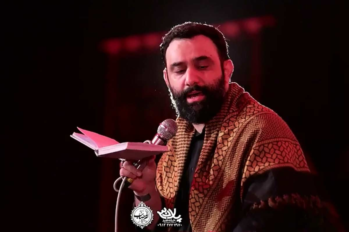 نداری حرم و صحن و بارگاه/ جواد مقدم