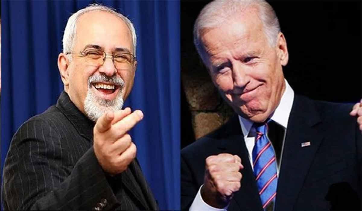 خاطره قدیمی محمد جواد ظریف و رفاقت با جو بایدن