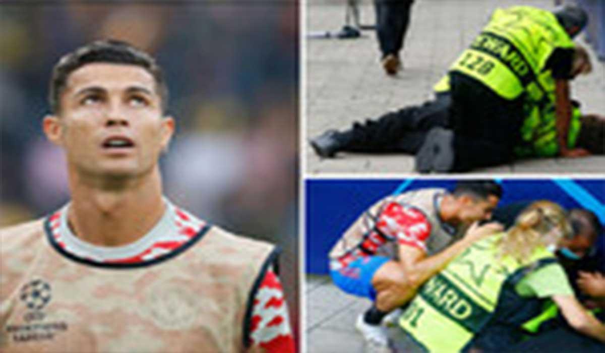 قربانی جدید شوتهای کریس رونالدو