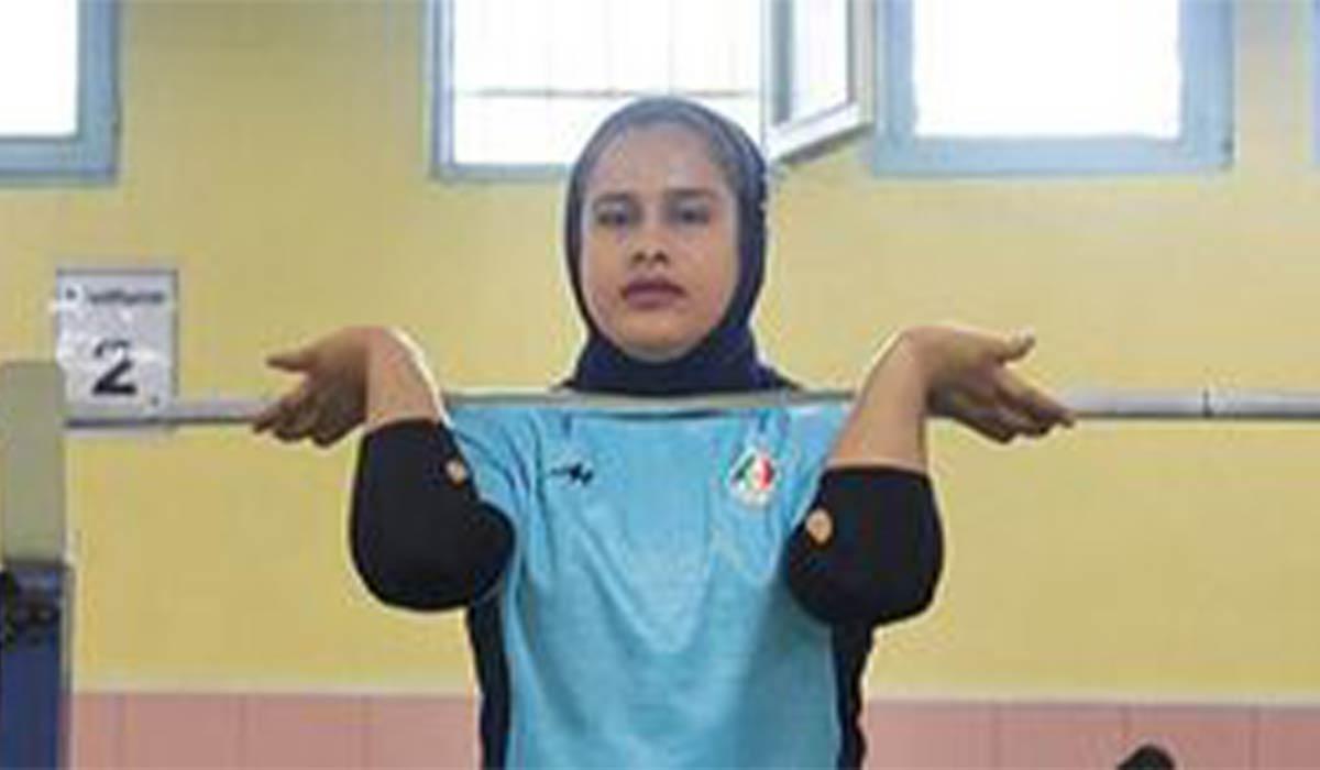 اولین مدال جهانی تاریخ وزنهبرداری بانوان کشور!