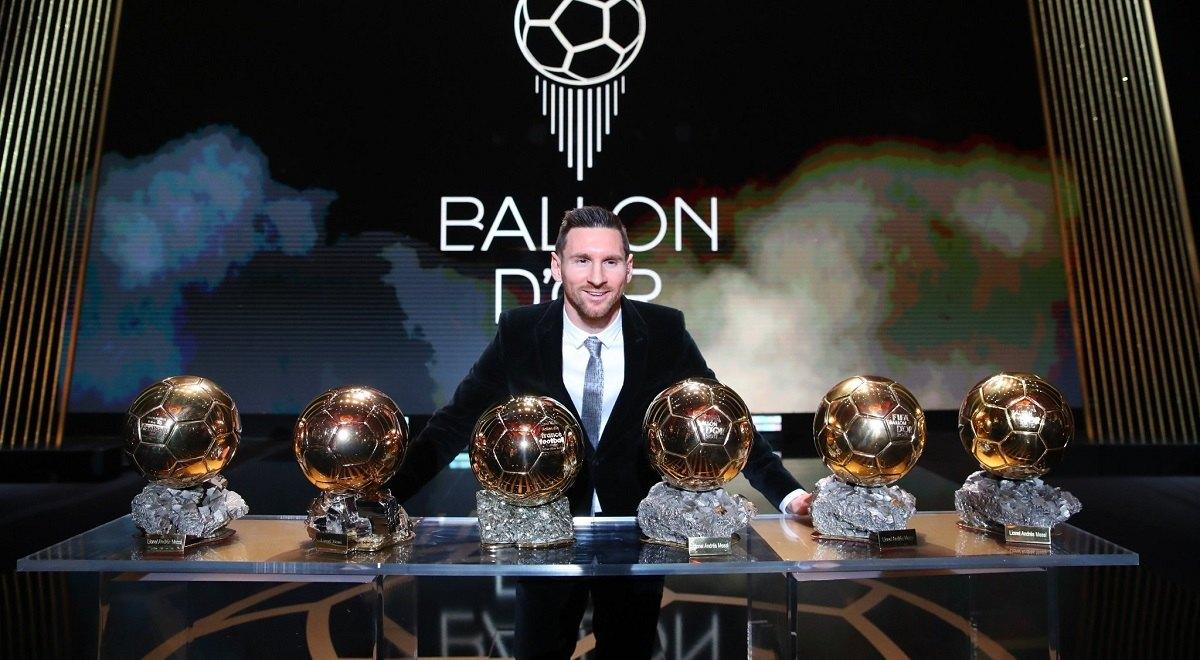 لیونل مسی برنده توپ طلای جهان در سال 2019