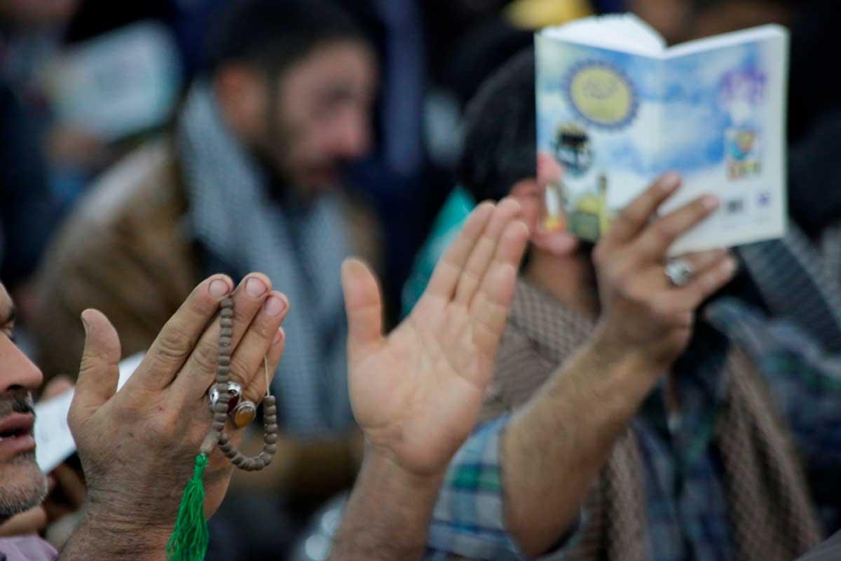 استوری دعا برای امام زمان(ع)/ علی فانی