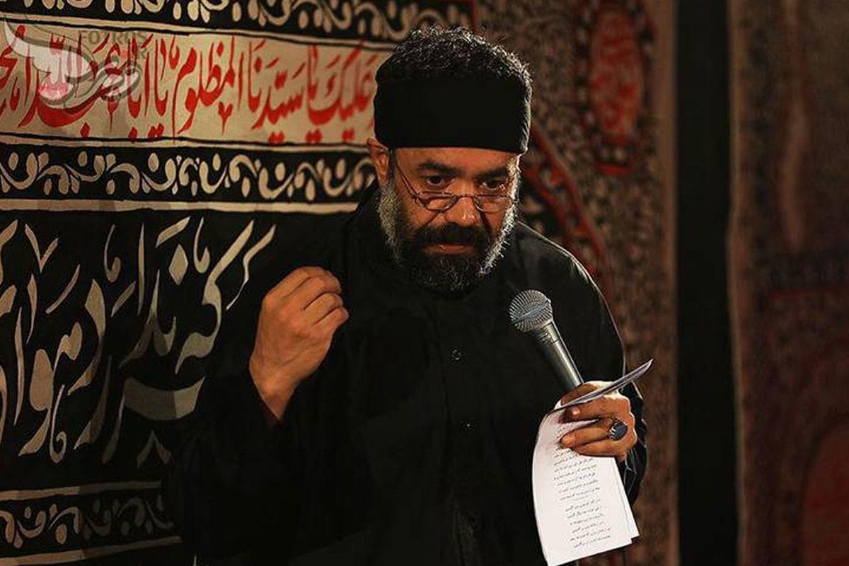 هجوم نیزه ها رو دیدم/ محمود کریمی