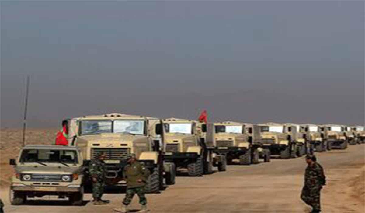 تیپ ۳۲۱ نیروی زمینی ارتش به مرز قرهباغ اعزام شد
