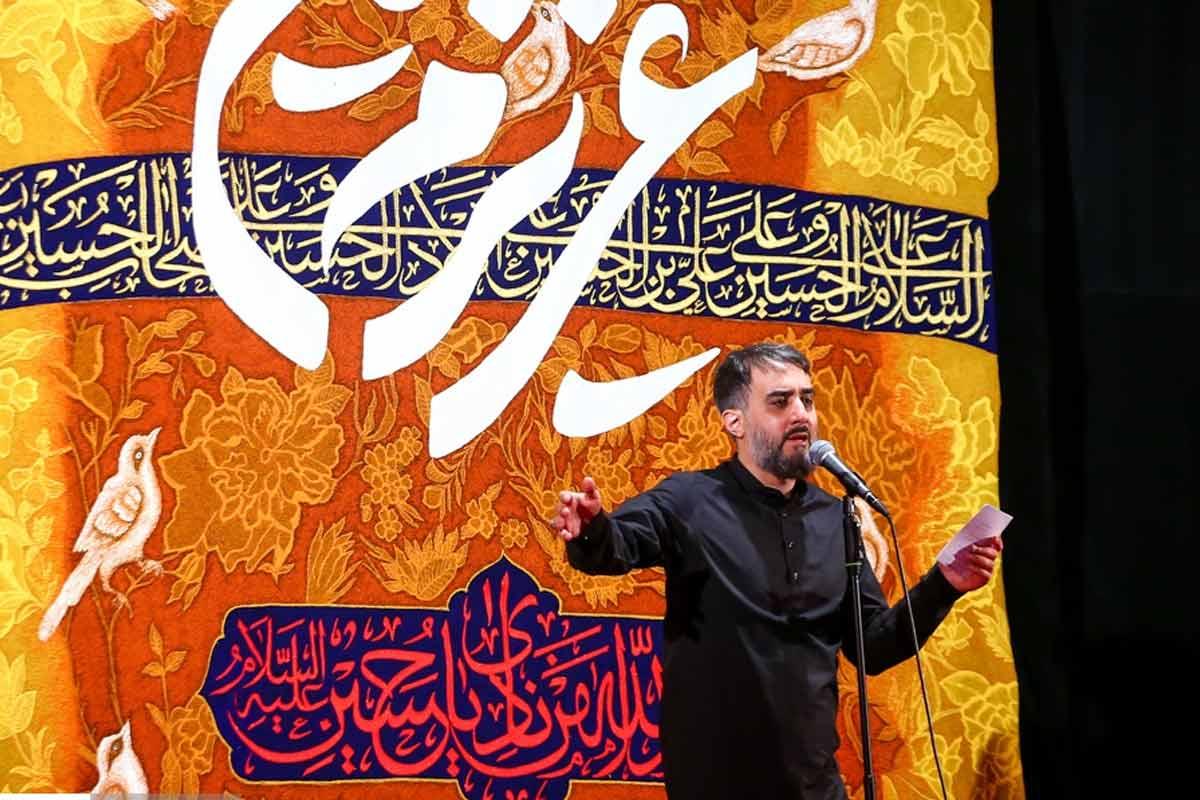 نائب الزیاره/ نواهنگ اربعین: محمدحسین پویانفر