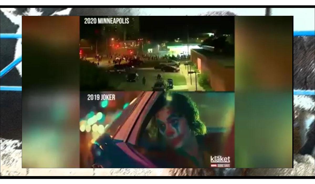 شباهت فیلم جوکر به اعتراضات این روزها در آمریکا