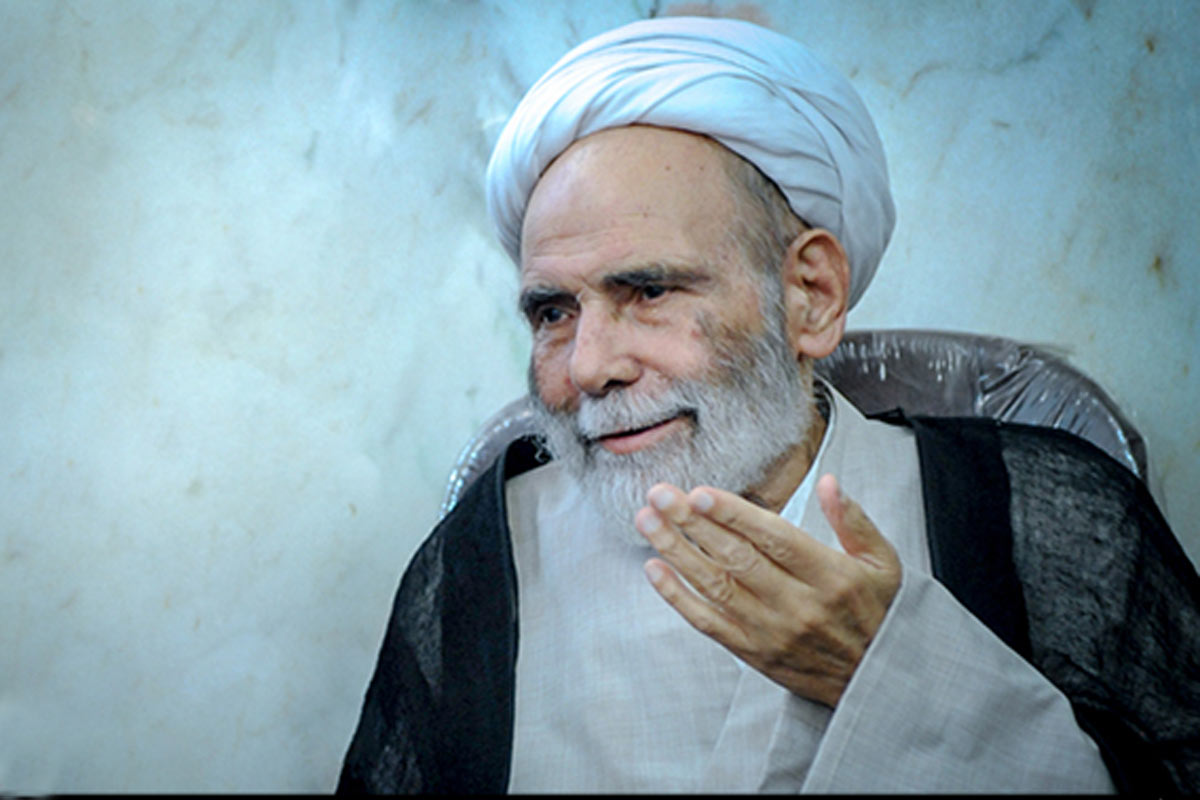 خوشا به حال کسی که بهره ها برد/ آیت الله آقامجتبی تهرانی