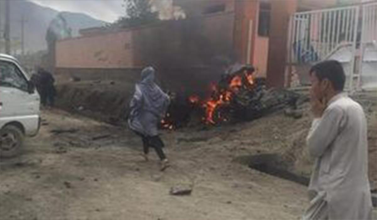 انفجار دوباره در کابل!