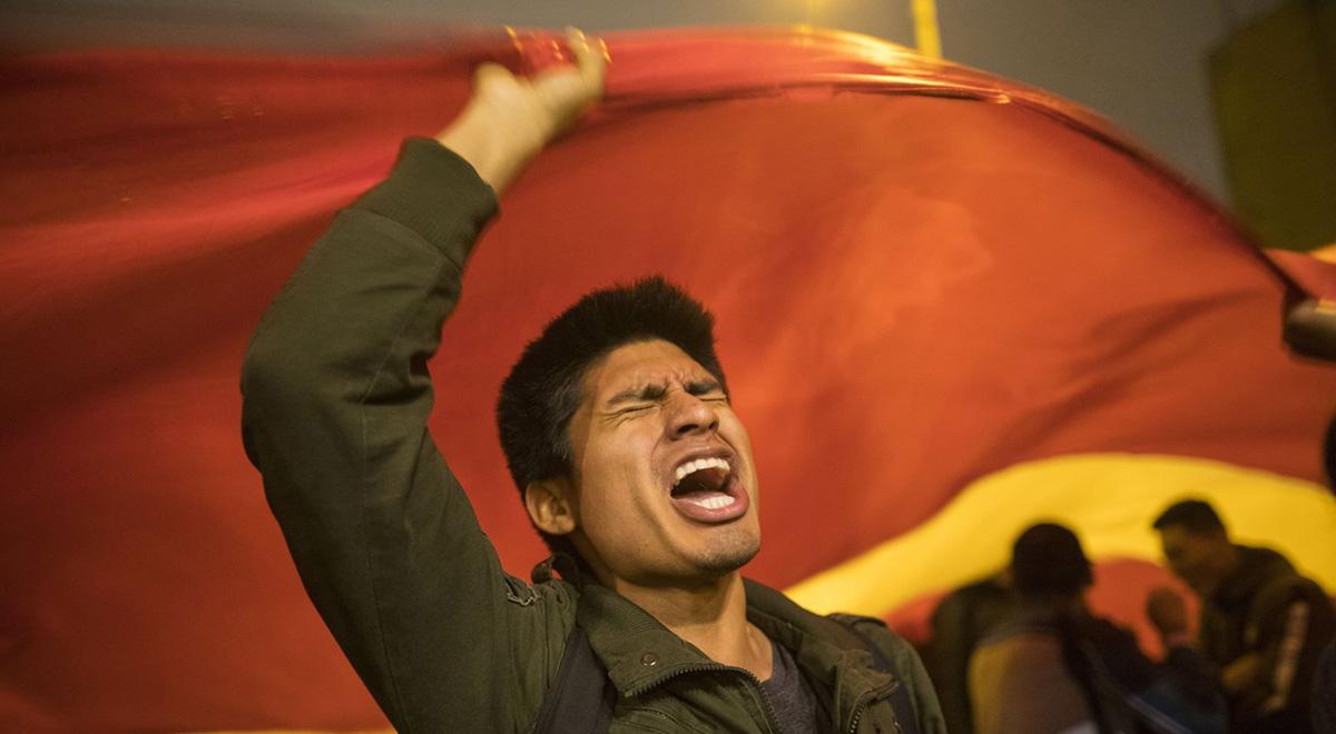 شورش در زندان لیما پایتخت پرو