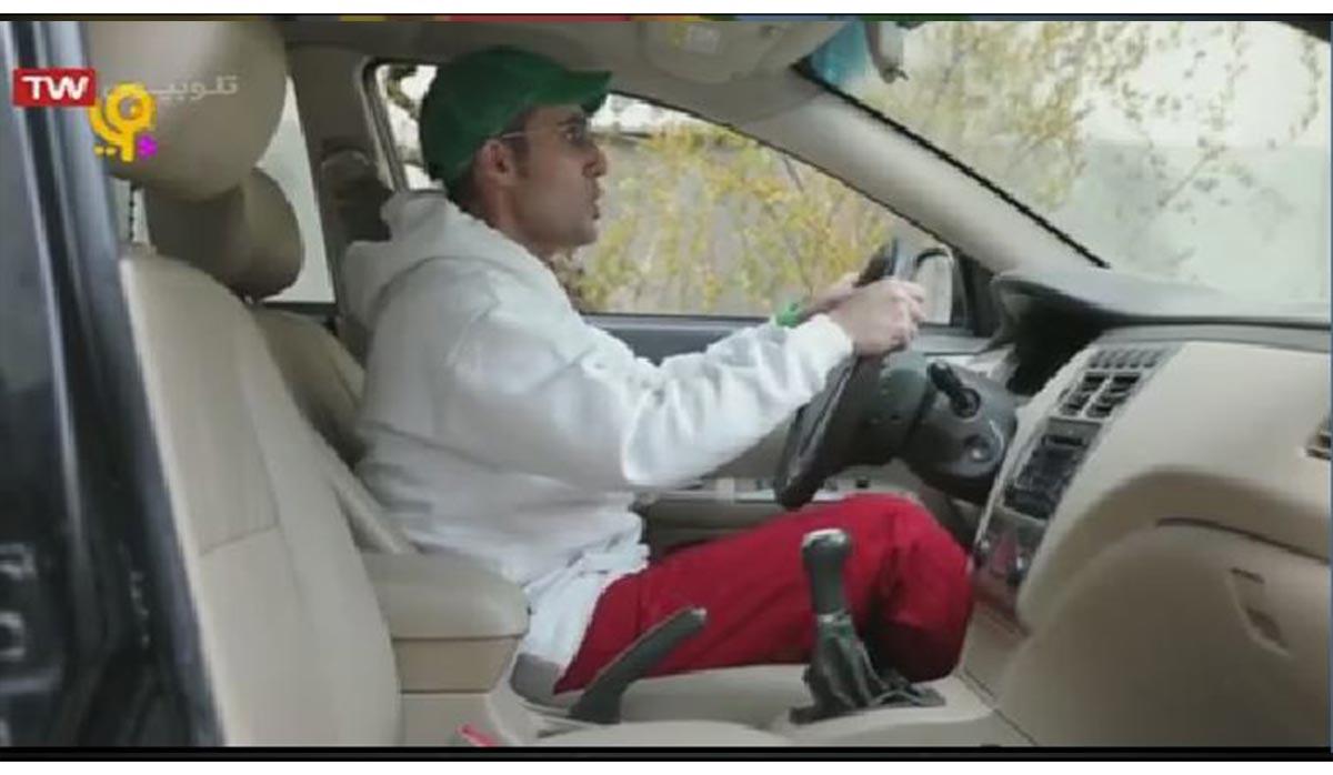 ماجراهای آقای جویا | آموزش رانندگی