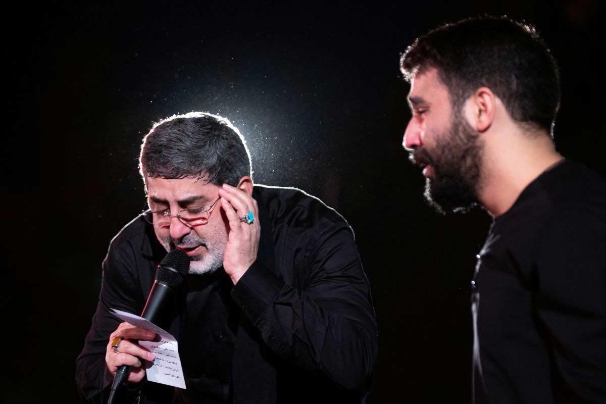 امشب بگو که ای خدا شرمندتم شرمندتم/ محمدرضا طاهری