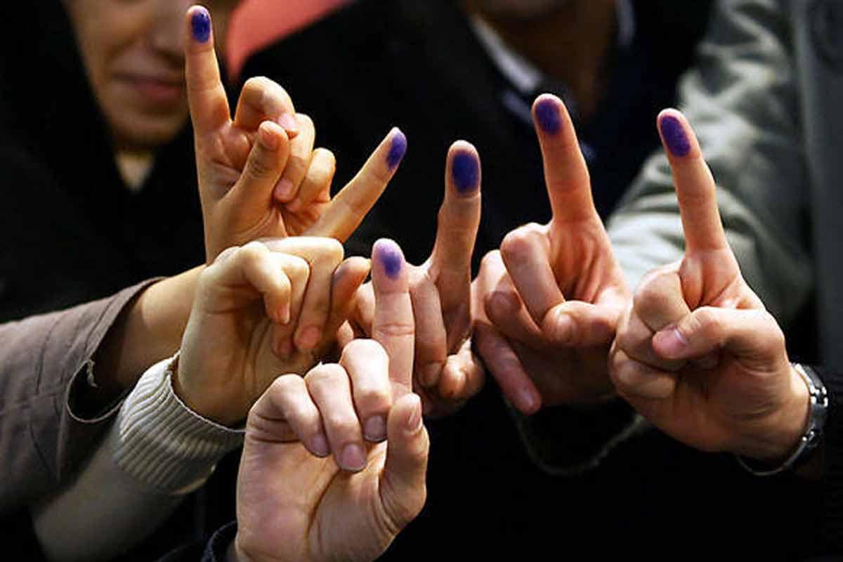 در مسیر انتخاب/ نماهنگ انتخابات