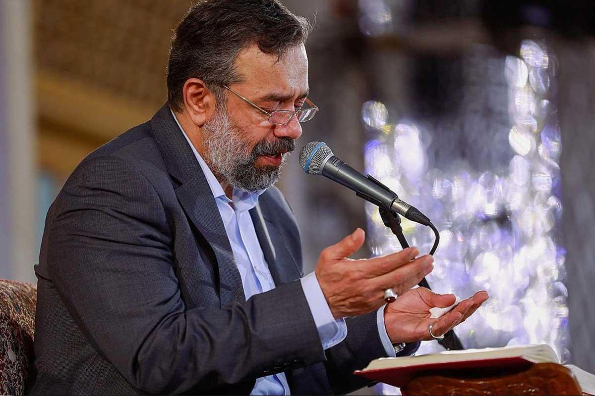 بیچارهها بغضی است امشب در گلوشان(مناجات)/ محمود کریمی