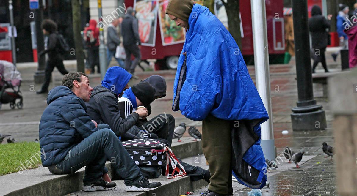 افزایش بی سابقه فقر در انگلیس