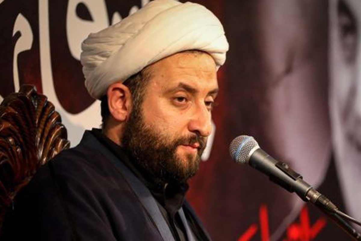 چهار چیز قلب را میمیراند/ حجت الاسلام احمدنژاد