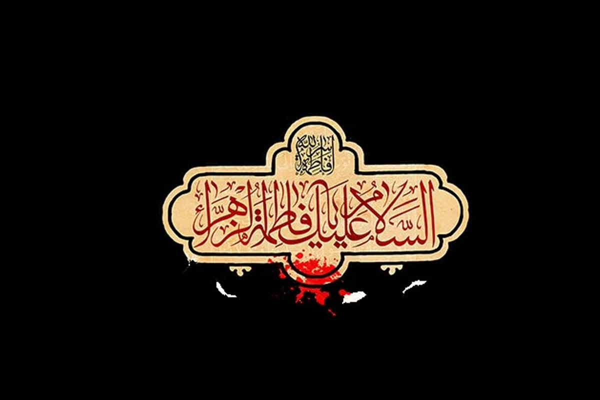 مداحی فاطمیه1398/ برادر فیاض: شعرخوانی