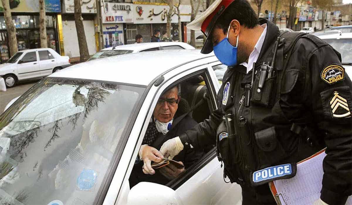 پلیس قهرمان چینی!