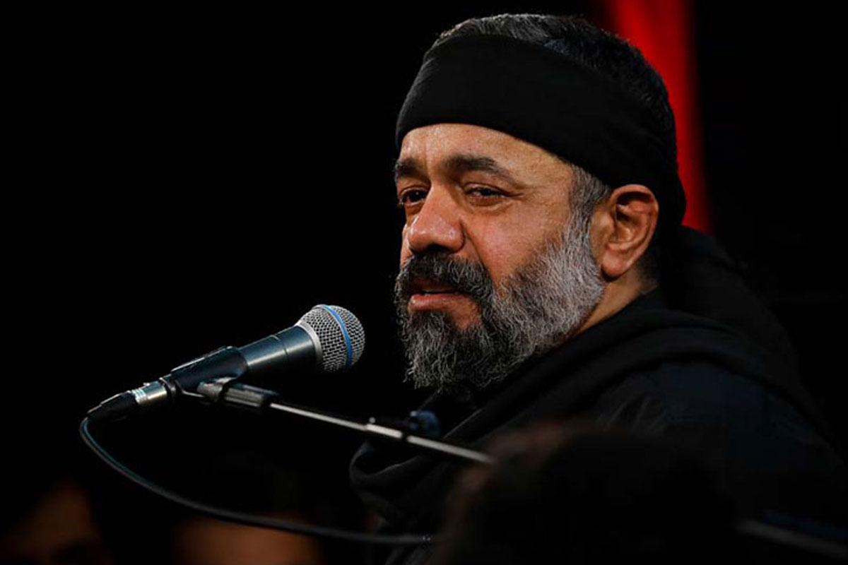 محرم میباره چشمامون/ محمود کریمی