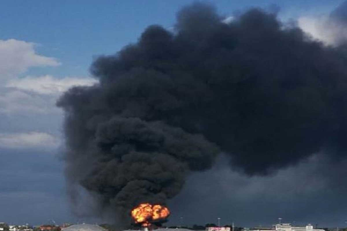 اطلاعات تکمیلی انفجار کارخانه موشکی اسراییل