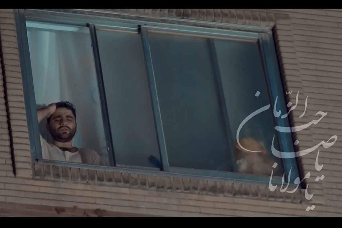نماهنگ دافع البلایا (دعای فرج)/ علی فانی