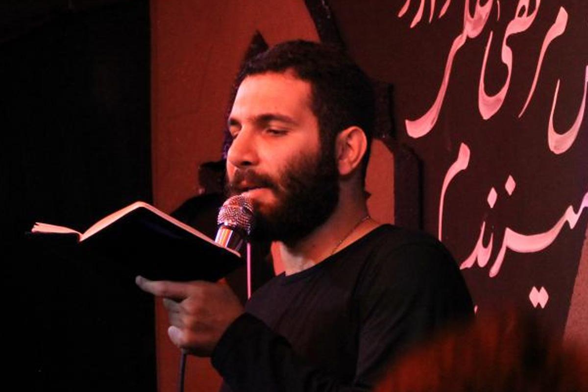 مداحی ماه رمضان1399/ حدادیان: منو ببخش اگه کم اسمتو بردم