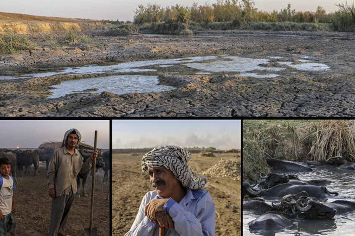 نماهنگ | همدردِ خوزستان