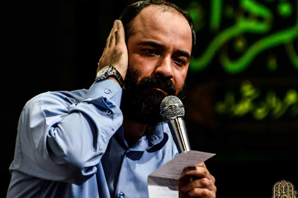 مداحی میلاد امام زمان(عج)/ هلالی: دلمو دست تو دادم یک عمر