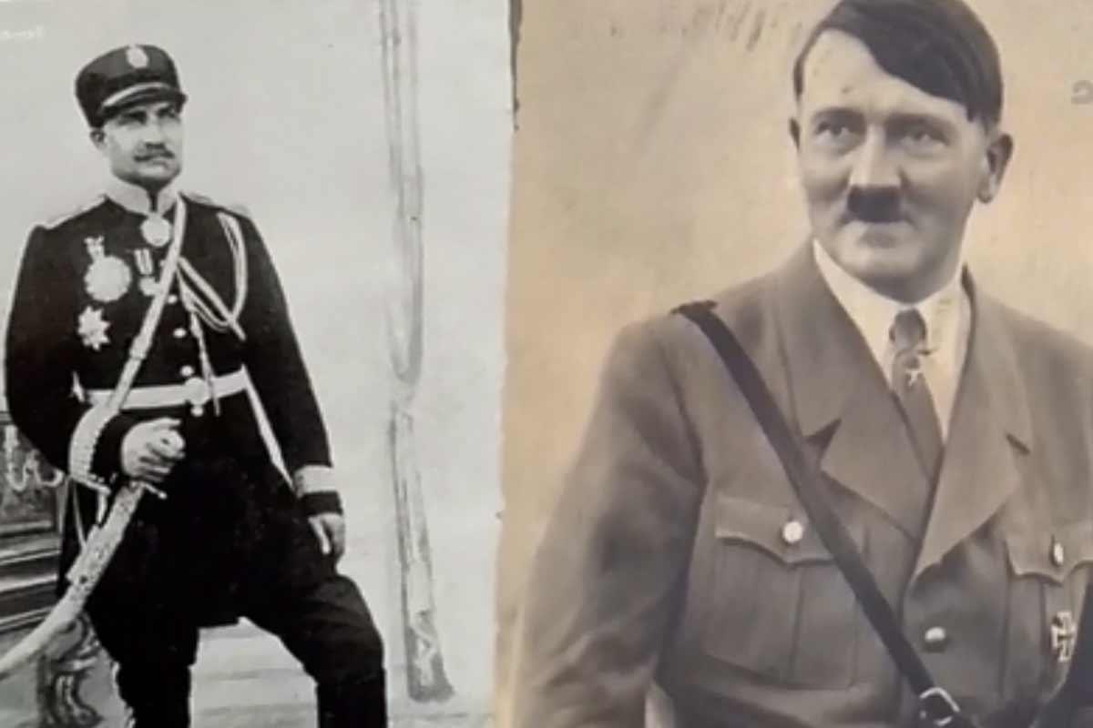 خاطرات رضاخانی/ رضاخان و هیتلر