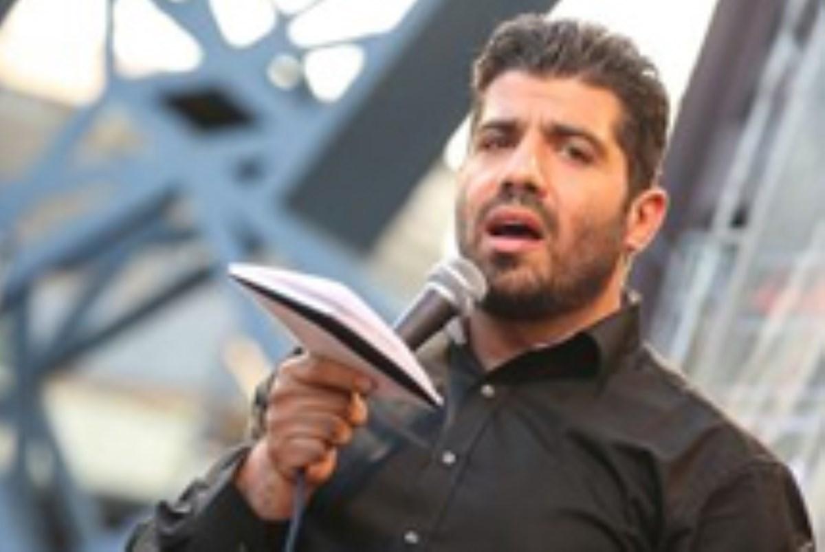 حاج روح الله بهمنی - شب بیست و یکم رمضان 96 - بارون میزنه با صحبت از نجف دل مجنون میزنه (واحد جدید)