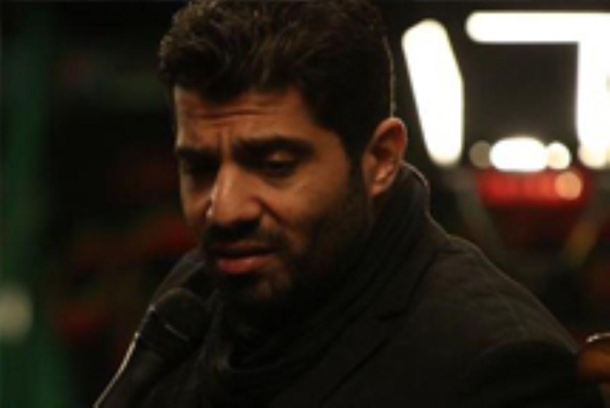حاج روح الله بهمنی - شب ششم فاطمیه دوم سال 95 - ای که مرا خوانده ای راه نشانم بده (تک)