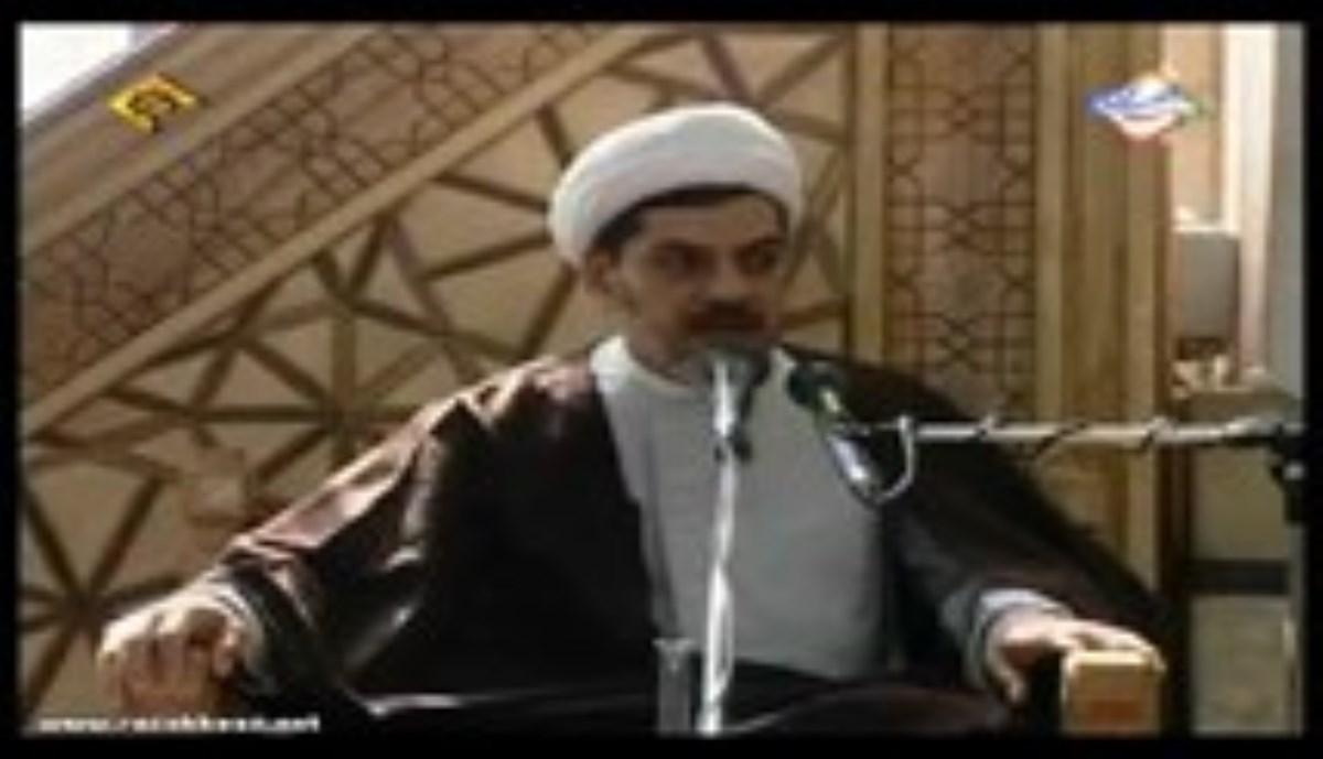 حجت الاسلام دکتر رفیعی - شب ششم محرم 92 - سبک زندگی حسینی