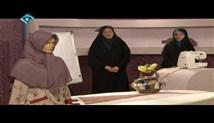 آموزش خیاطی پوشینه 20 مهر 94 - این برنامه آموزش دوخت مقنعه طرح روسری