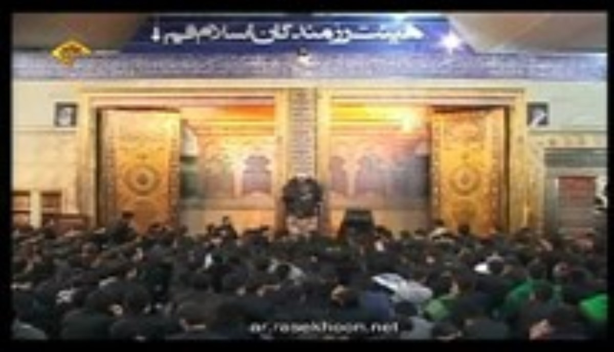 سخنرانی حجت الاسلام رفیعی در روز اربعین در حسینیه امام خمینی 14/10/91