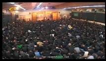 حجت الاسلام دکتر رفیعی - سبک زندگی اباعبدالله الحسین علیه السلام (تصویری - محرم 1394) - جلسه پنجم