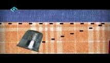 آموزش خیاطی پوشینه 27 مهر 94 - این برنامه آموزش رفو کردن