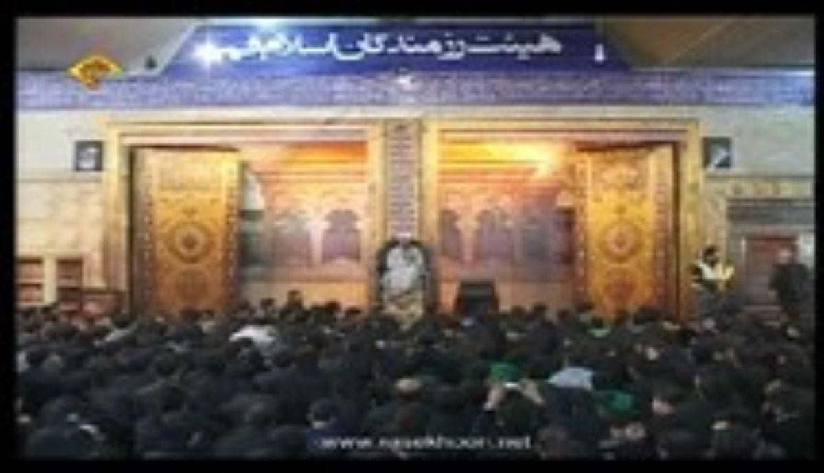 حجت الاسلام دکتر رفیعی - سبک زندگی اباعبدالله الحسین علیه السلام (تصویری - محرم 1394) - جلسه ششم