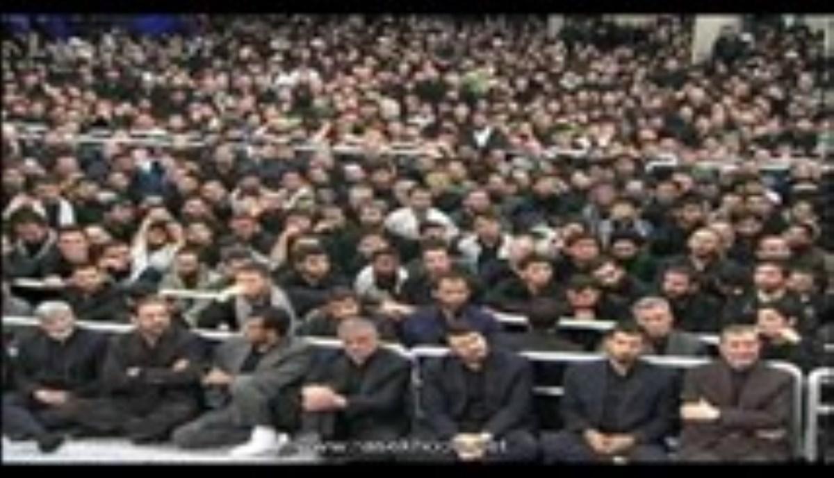 شب نوزدهم رمضان91-حدادیان-قسمت دوم(دعای ابو حمزه)