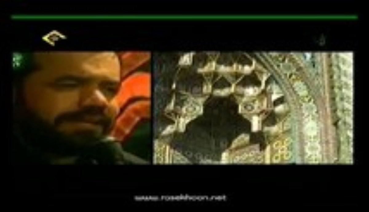 حاج محمود کریمی - شب هفدهم رمضان 93 -  قرائت دعای افتتاح (بخش سوم)