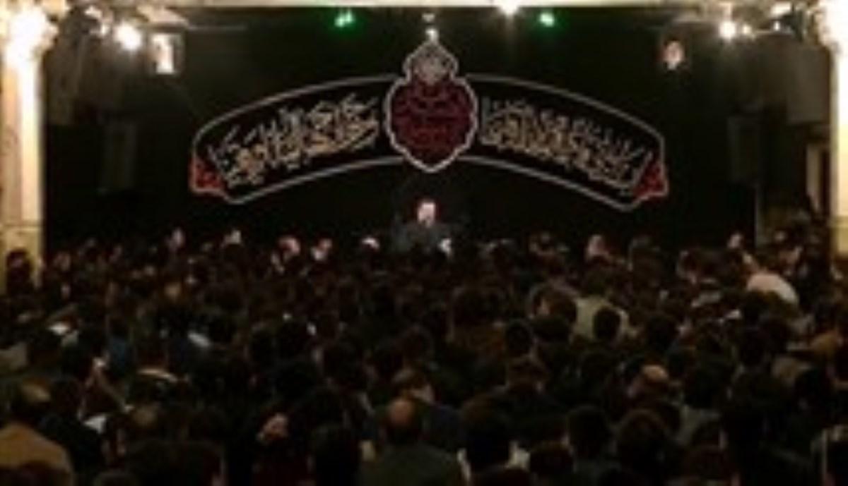 حاج محمود کریمی - شب پنجم رمضان 93 - خضر عشاق گرم دیدن بود (روضه حضرت علی اکبر (ع))