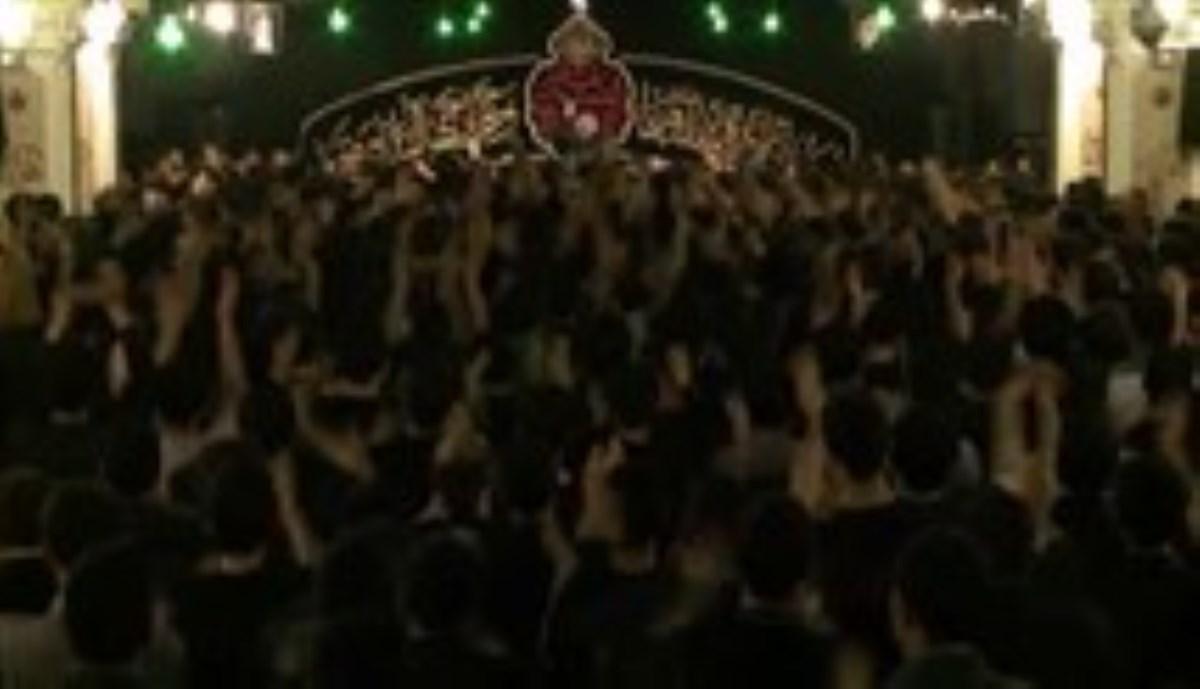 حاج محمود کریمی و حاج سید مجید بنی فاطمه - روز شهادت فاطمیه اول (اسفند 93) - غریب مادر (شور و ذکر)