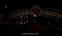 حاج محمود کریمی - سال 1395 - شب 21 ماه مبارک رمضان - می سوزد اما لیک خاکستر ندارد (روضه)
