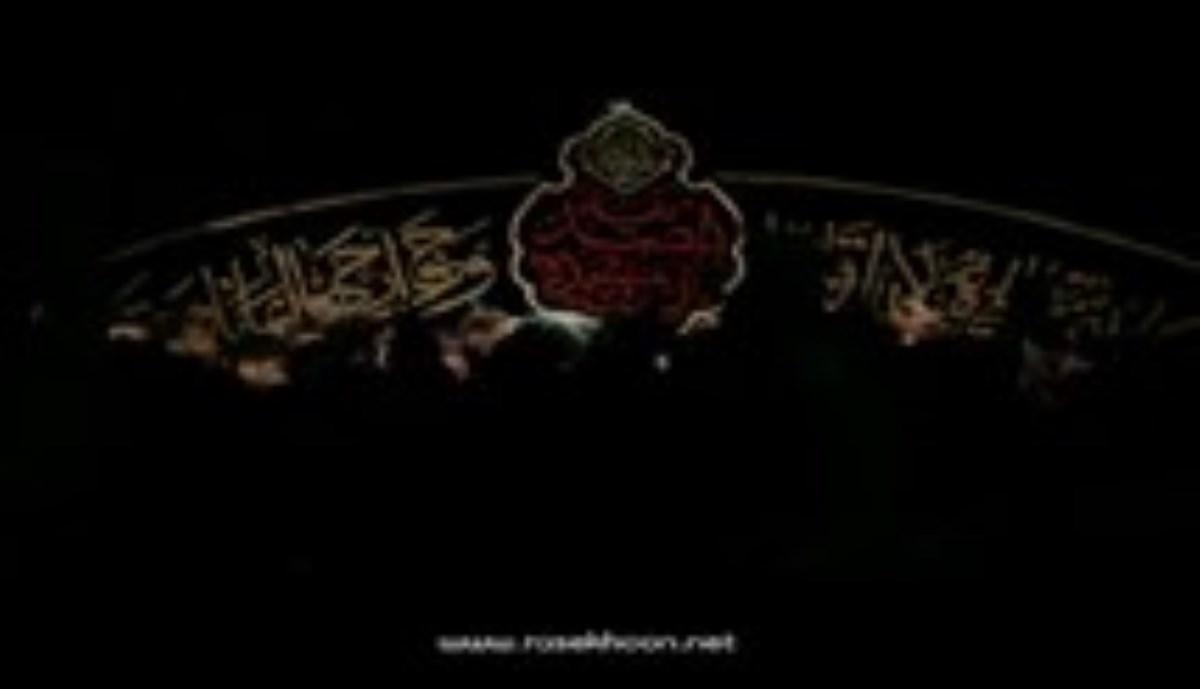 حاج محمود کریمی - شهادت امام سجاد (ع) - سال 1395 - الا مادر به قربون جمالت (مناجات)