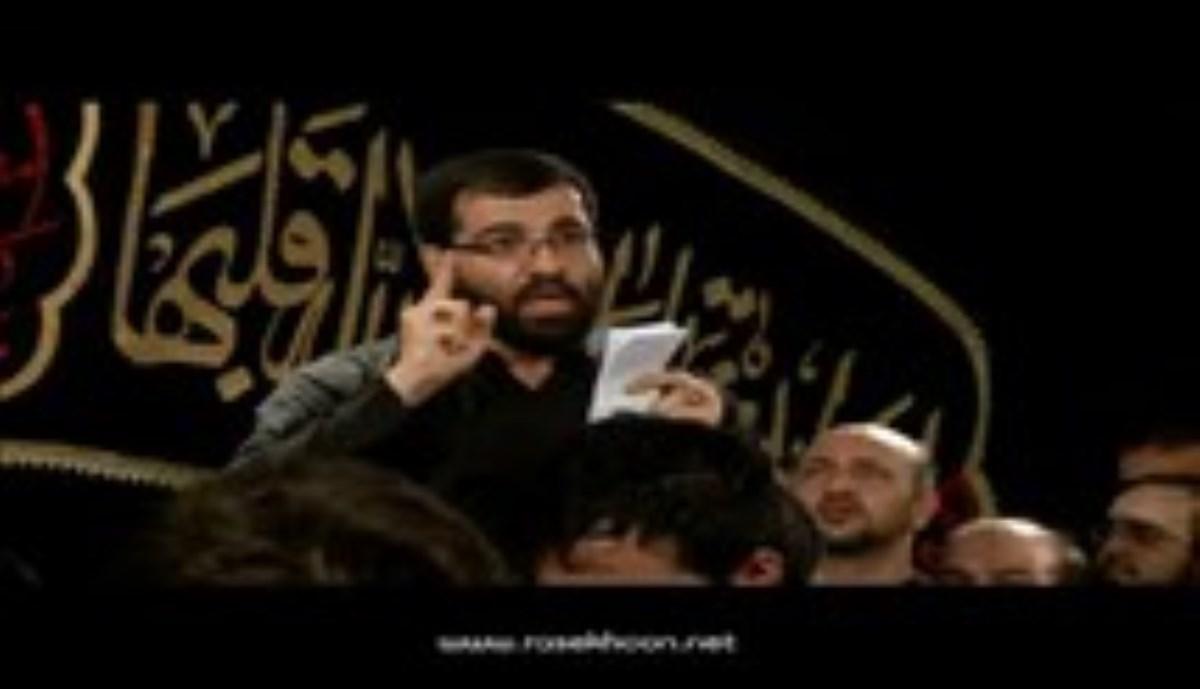 حاج حسین سیب سرخی- شب نوزدهم رمضان سال1397- به این طریق خدایی چه کس بکند (شعر خوانی)