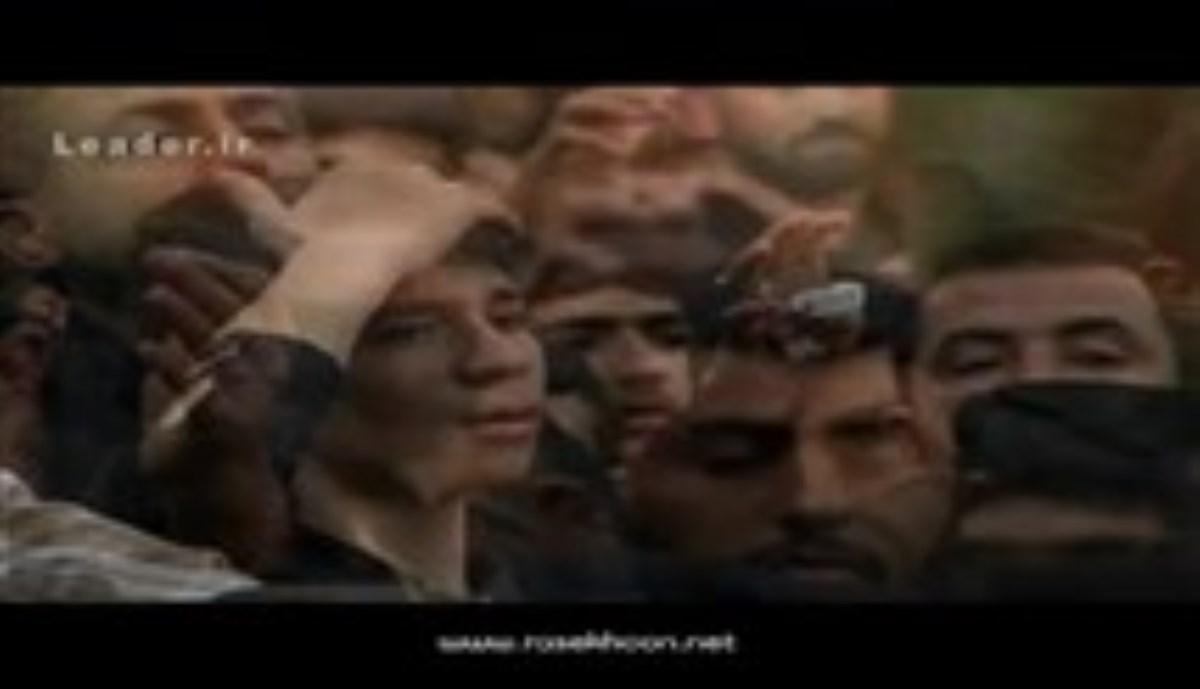 حاج سعید حدادیان- شب میلاد امام رضا (ع) سال1397 -یکی از عرش دلم (سرود جدید)