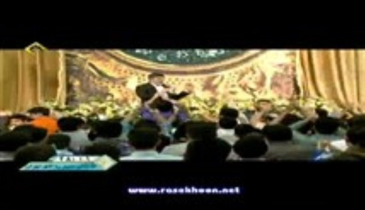 حاج محمدرضا طاهری - سال 1395 - شب بیستم ماه مبارک رمضان - زیارت امین الله و روضه