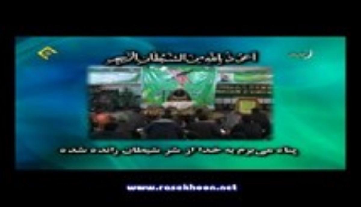 محمود شحات انور - تلاوت مجلسی سوره های مبارکه نحل آیات 125-128 و اعلی (تصویری)