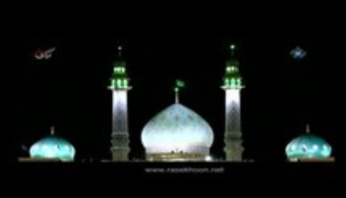 حاج مهدی سلحشور - شب هشتم محرم 93 - علوی وجناته - واحد