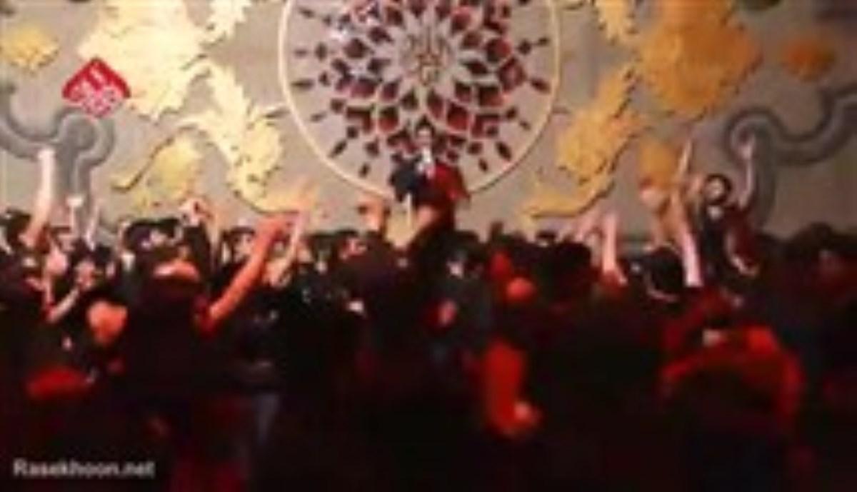 حاج محمد یزدخواستی - جلسه هفتگی 16 بهمن 96 - نوکر خوبی نیستم (واحد)