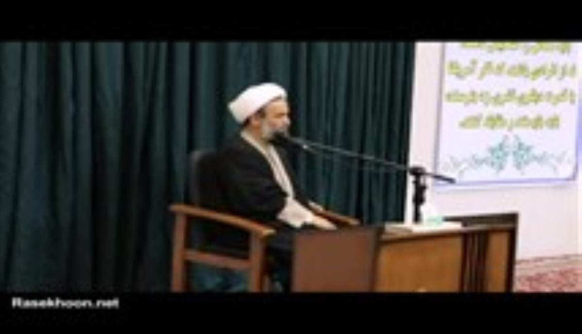 حجت الاسلام پناهیان - چگونه مهربانی خدا را باور کنیم؟ - رمضان 97 جلسه 26